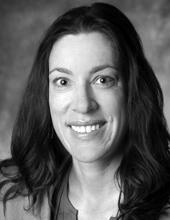 Karen Hutzel, Ph.D., Dean of the UNT College of Visual Arts and Design, Denton, TX